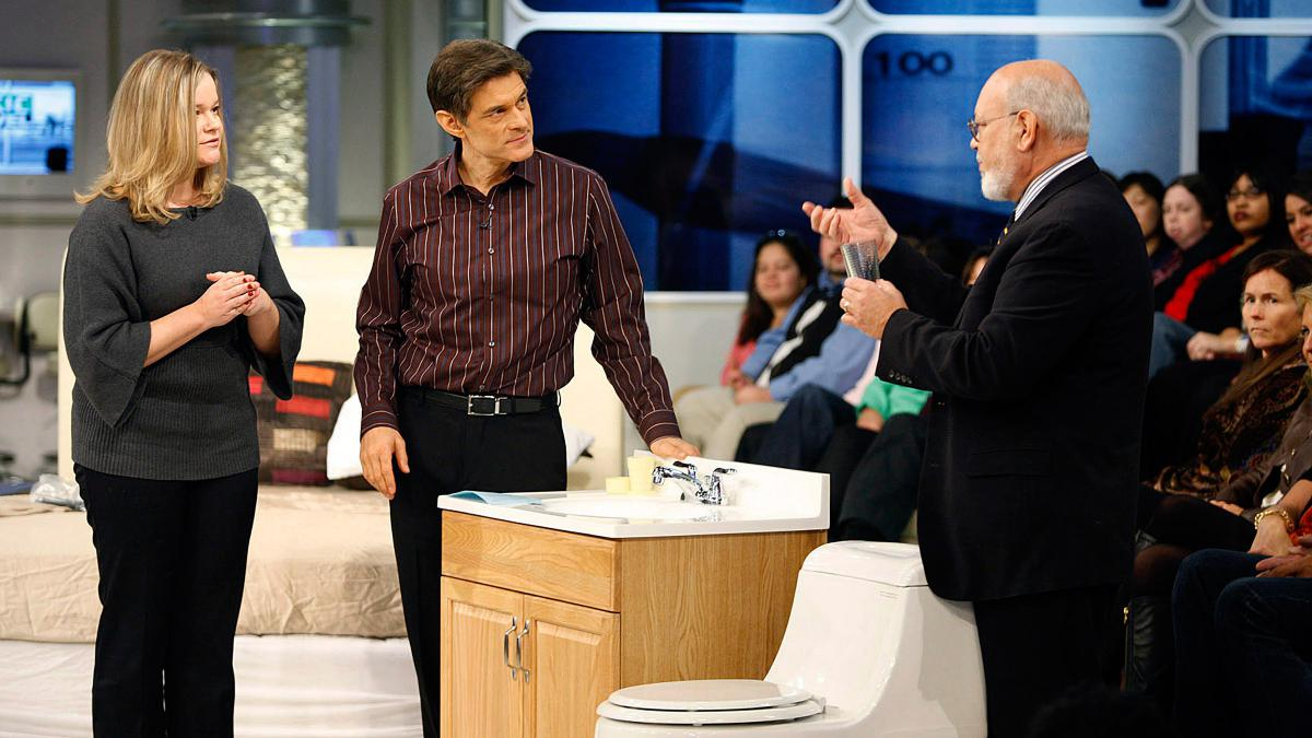 Dr. Oz Attacks Medical Controversy in Sweeps-Timed Episode ...