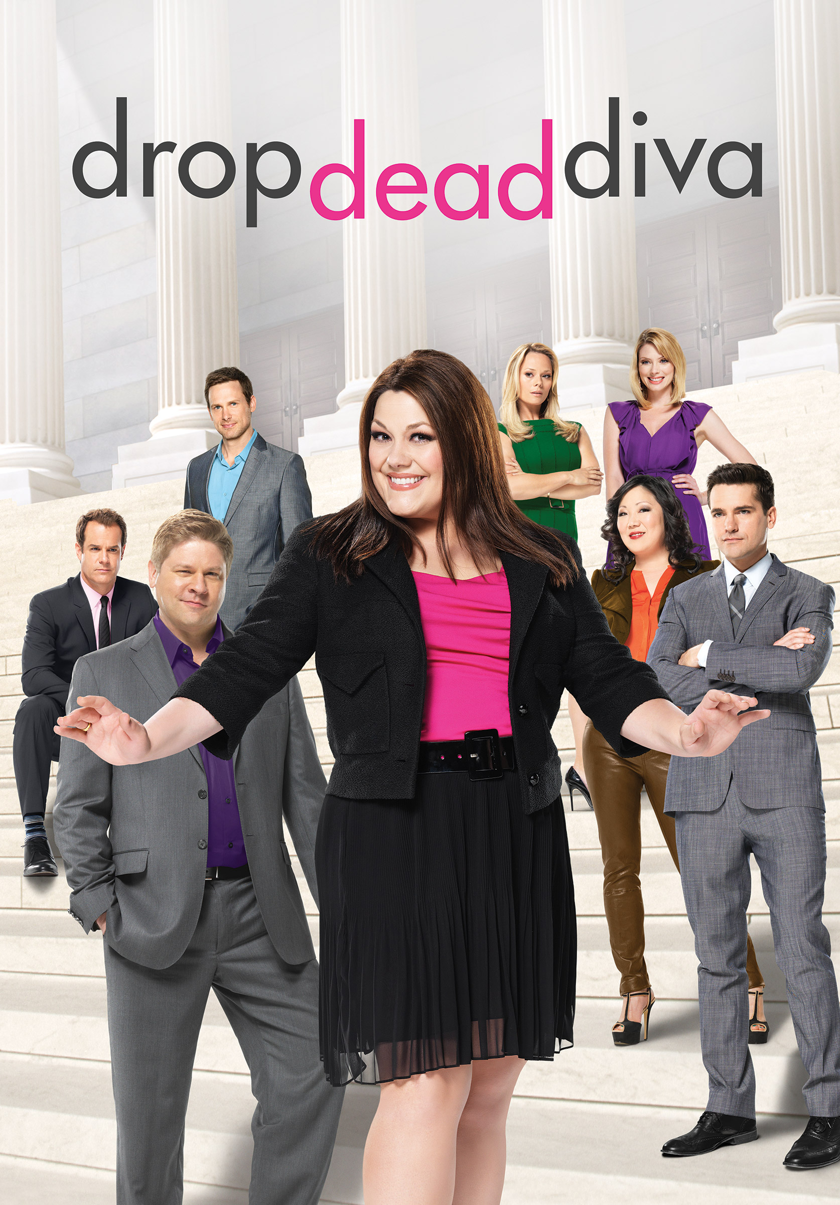 Drop dead diva sony pictures museum - Drop dead diva seasons ...