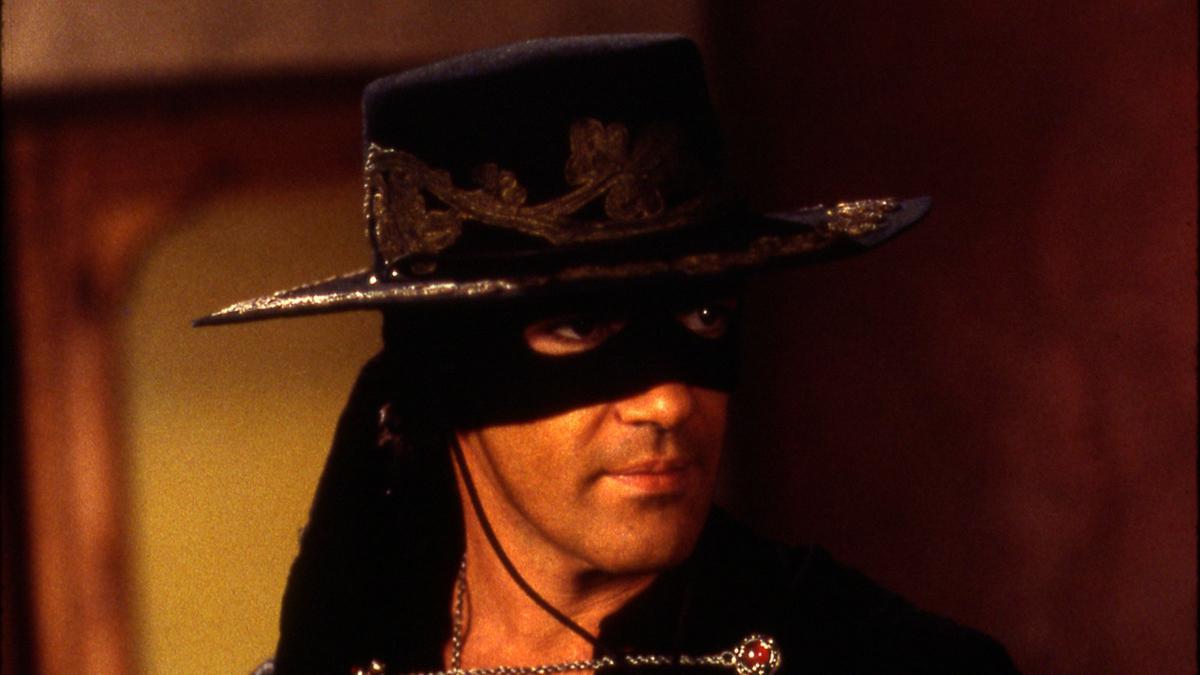 Mask Of Zorro 85