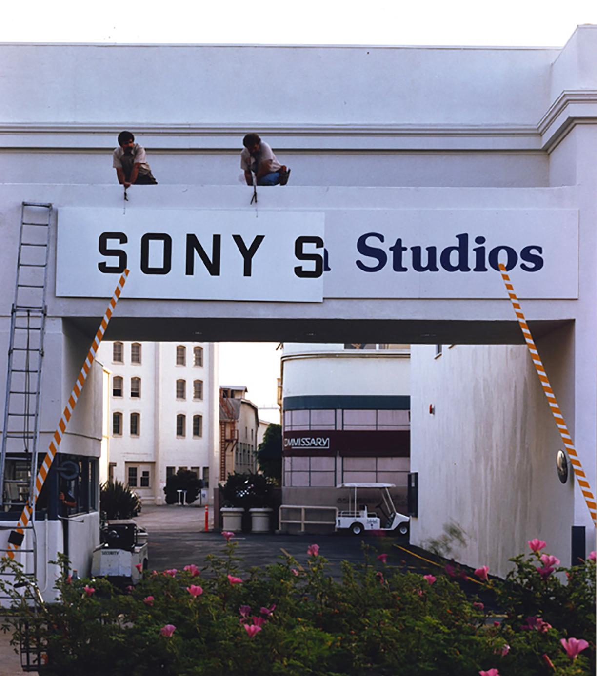 Studio Tour The Studio Sony Pictures Museum